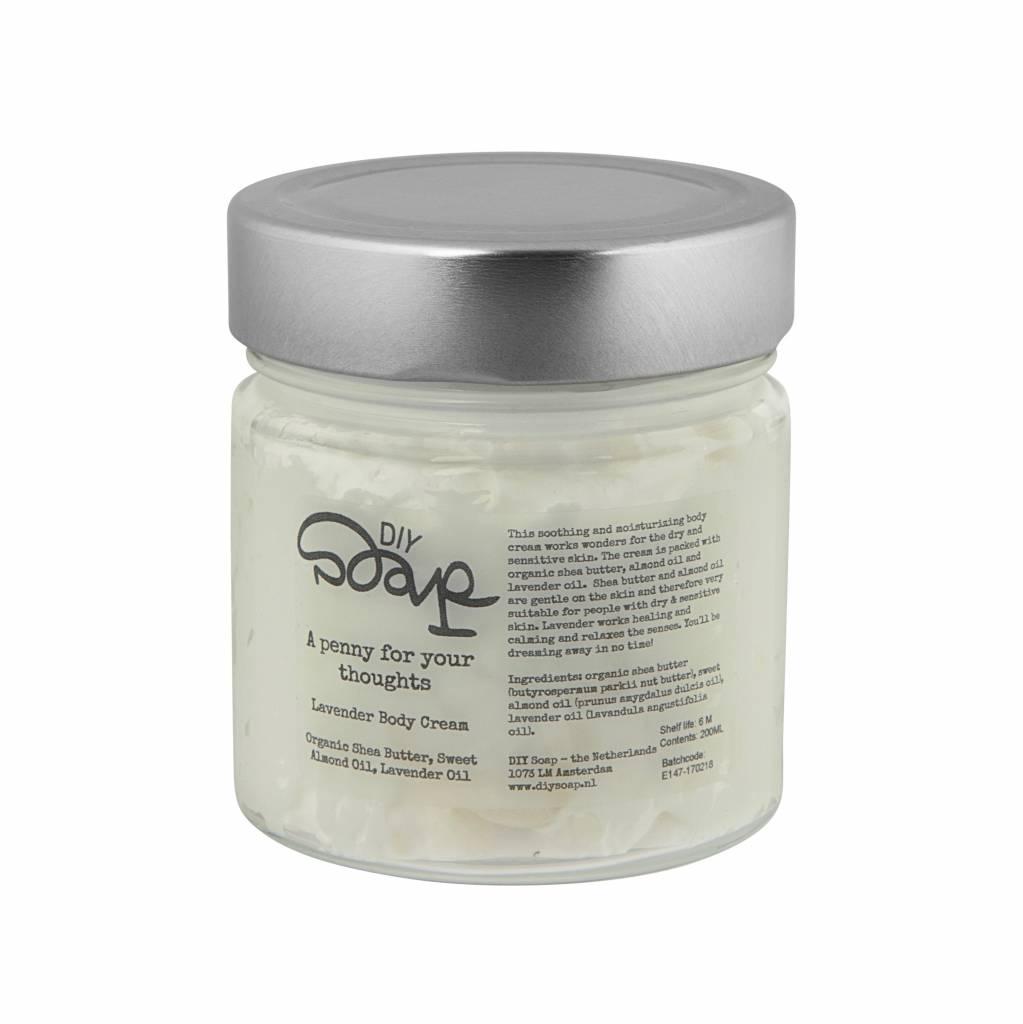 Heerlijke Lavendel Body Cream