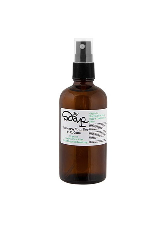 Rosemary Body & Face Mist