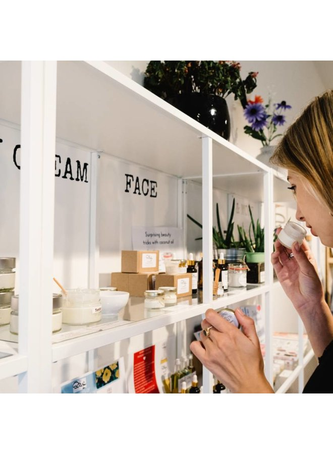 Reusable Bamboe Make-Up Pads met Waszakje