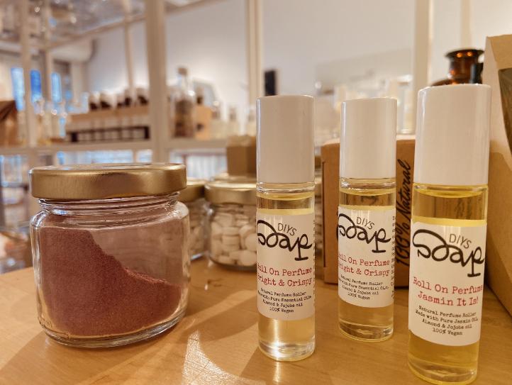 Perfume DIYS Soap