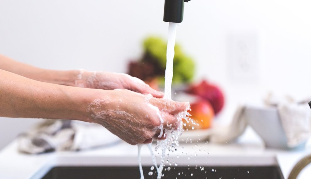 How soap works and why it's important to wash your hands