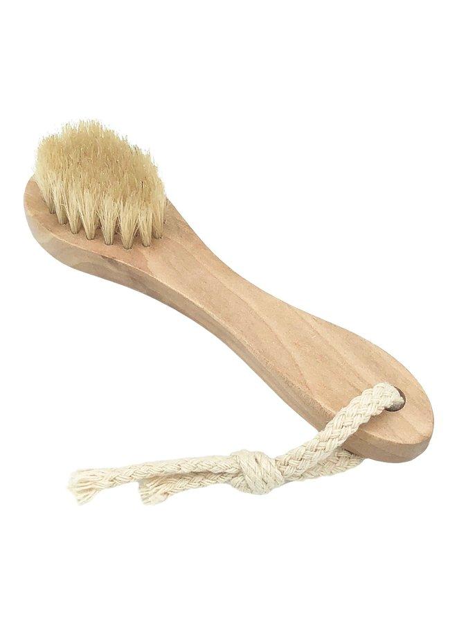 Face Brush Bamboo