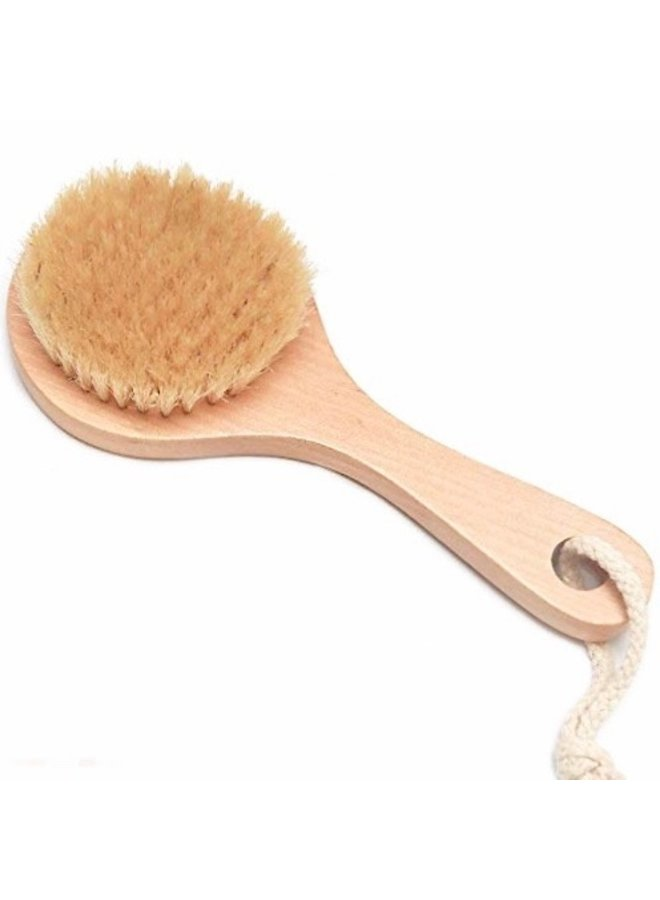 Bamboe Body Brush