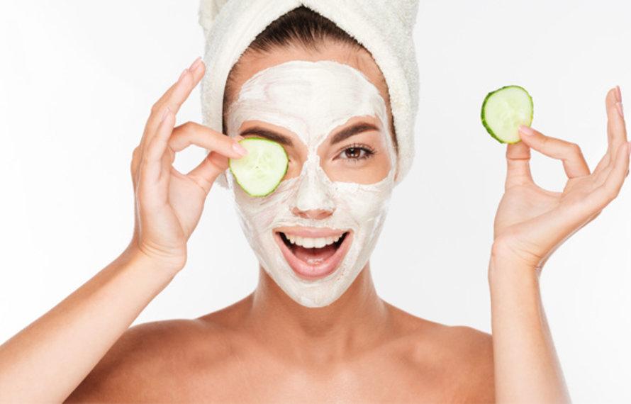 DIY anti-aging face masks