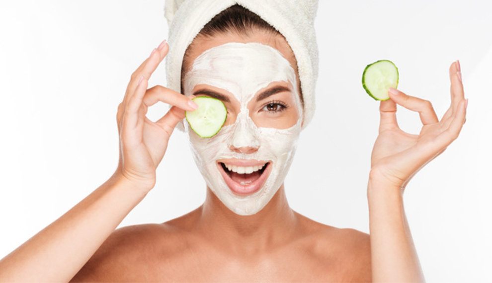 DIY anti-aging face masks