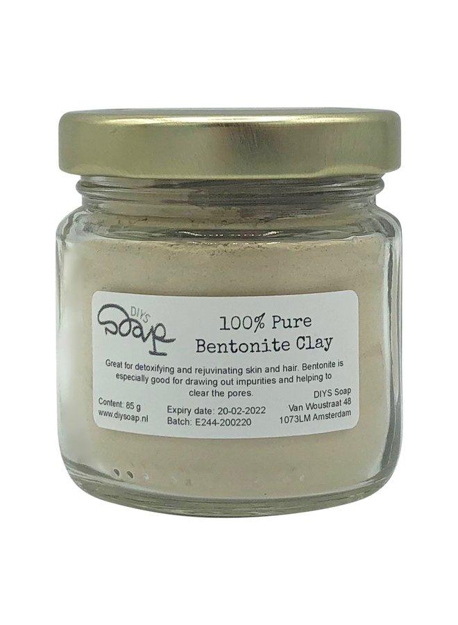 100% Pure Bentonite Clay