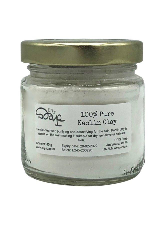 100% Pure Kaolin Klei