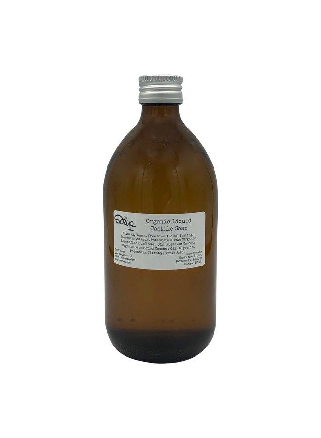 Organic Liquid Castile Soap Bulk