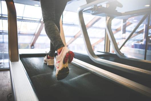 Sport regelmatig voor een gezonde huid