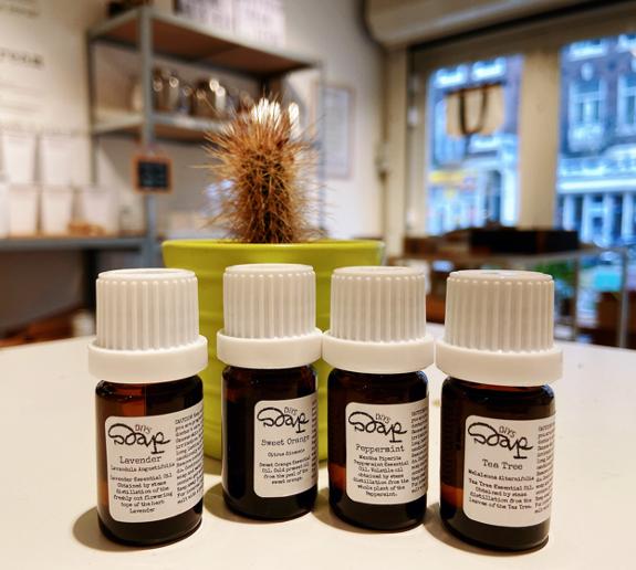 Essential Oils home