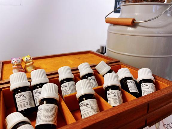 Essential oils skin benefits