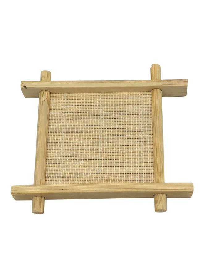 Bamboe zeepbakje klein
