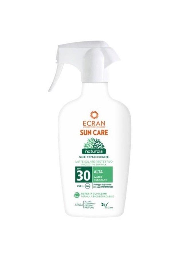 Zonnebrandcrème factor 30 vegan & natuurlijk