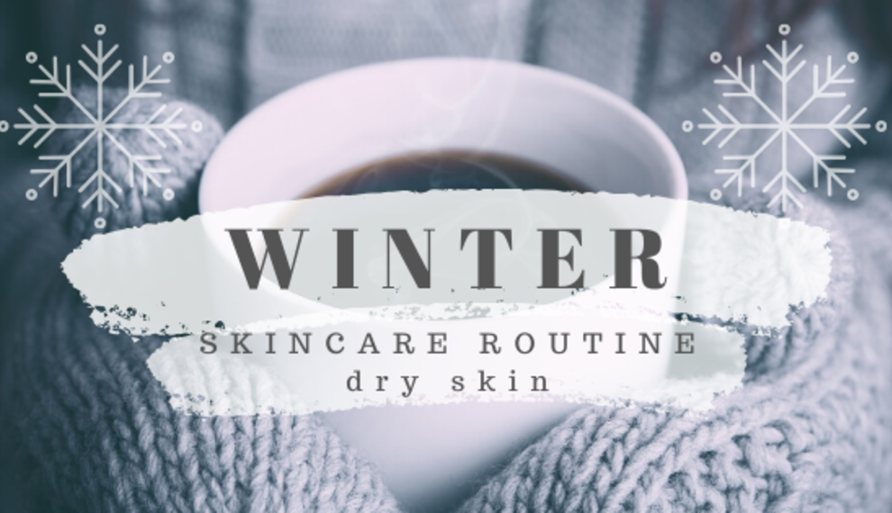 How to quickly treat dry & flaky skin during winter