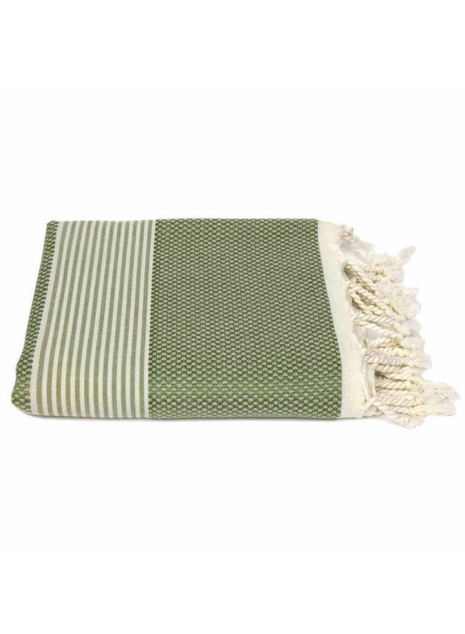 Hamam Towel Bamboo & Organic Cotton