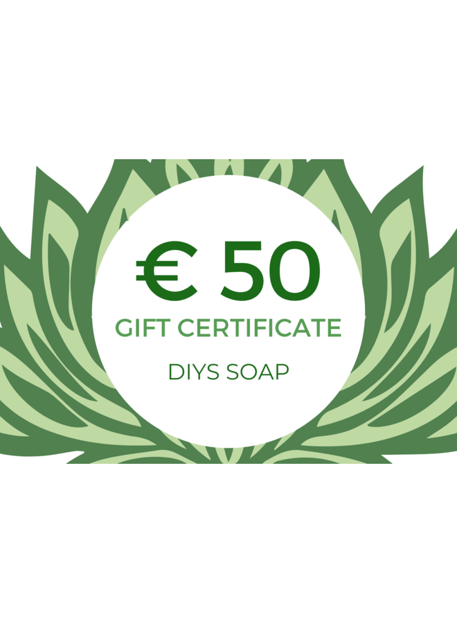 Cadeaukaart € 50,00