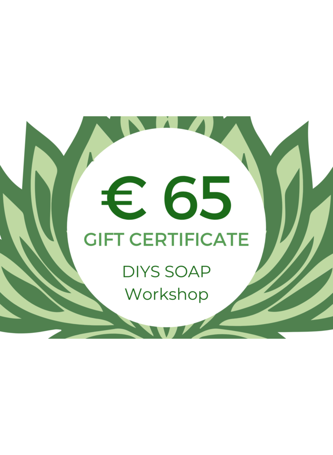 Gift Certificate € 65,00