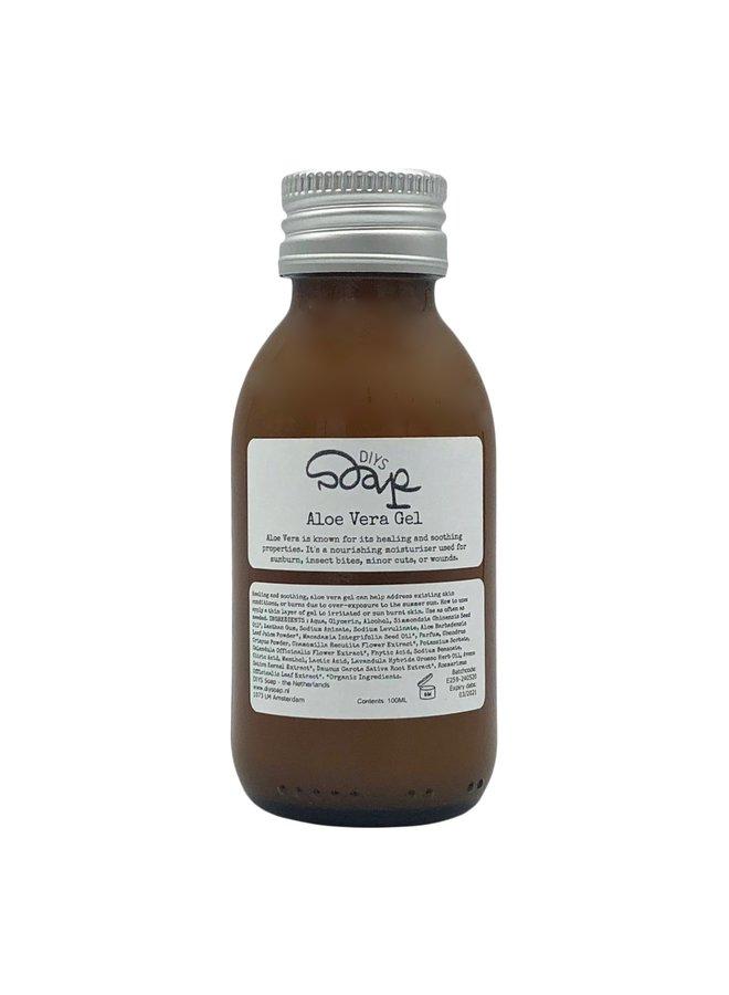 Organic Aloe Vera Gel - soothes irritated skin
