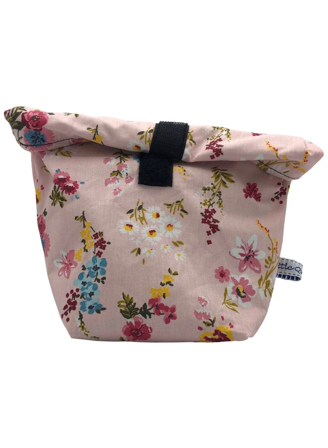 Wrap Bag - Use for lunch or make-up