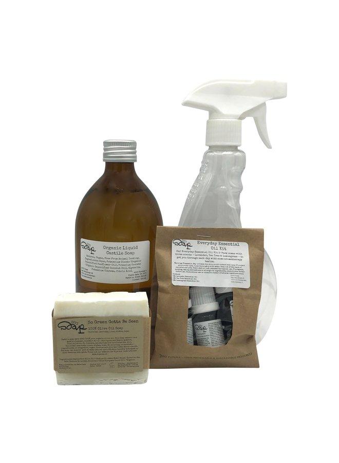 DIY pakket Schoonmaakproducten