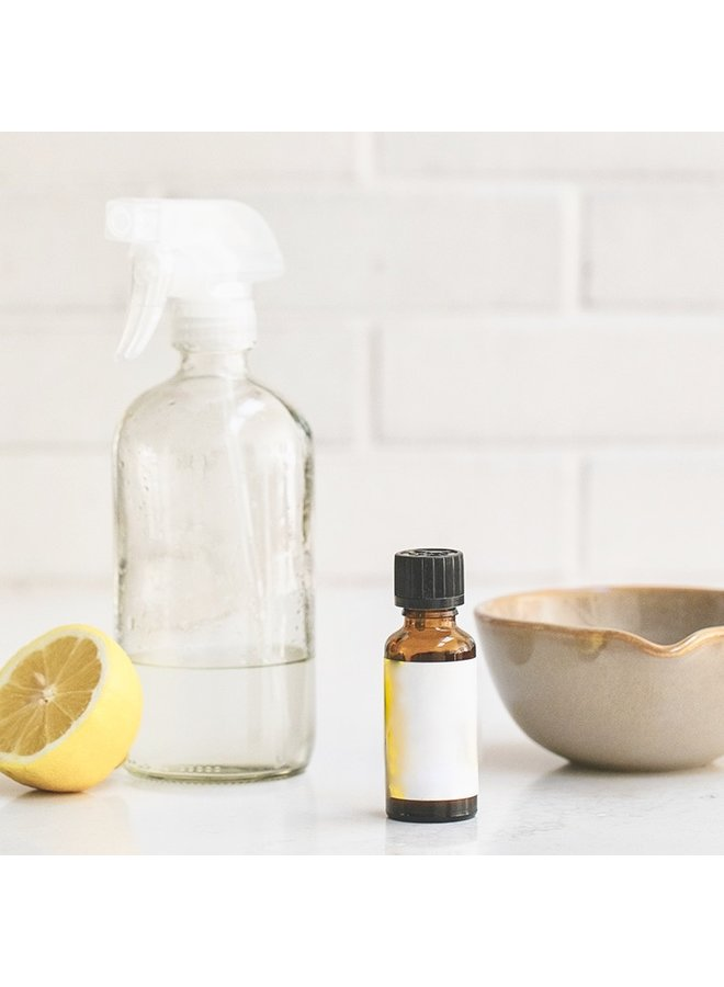 Set: make your own cleaning products