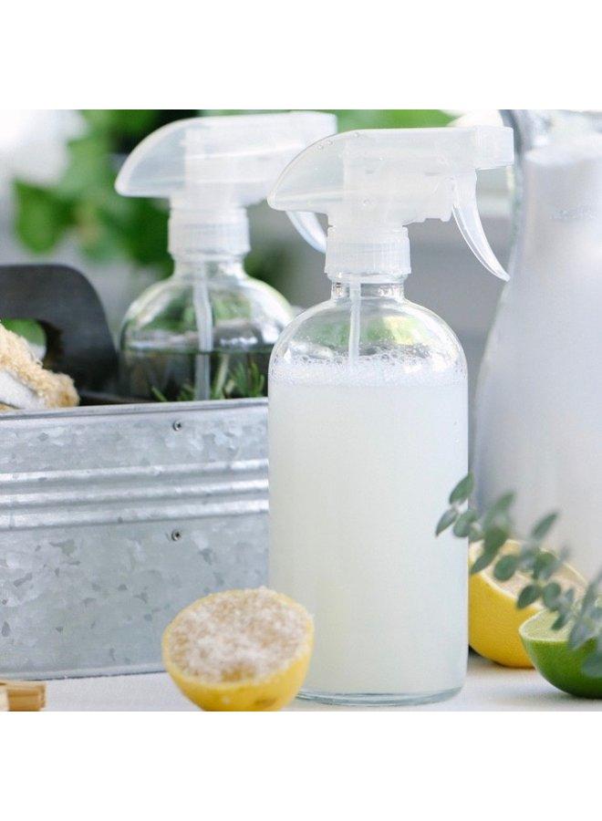 Set: maak je eigen schoonmaakproducten
