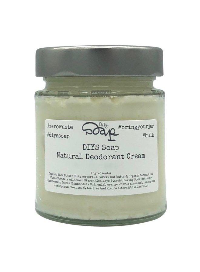 Verzorgende deodorant Crème Lavendel