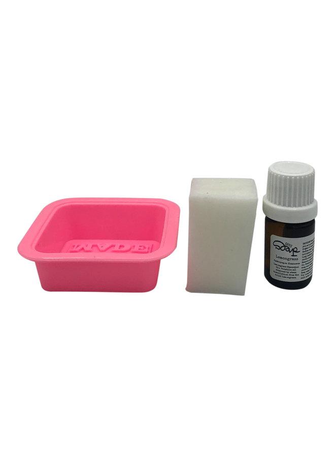 DIY Zeep Set - zelf zeep maken