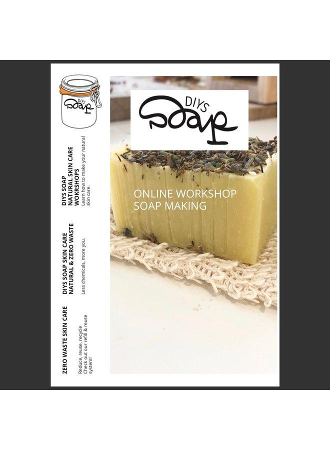 Start met het maken van je eigen natuurlijke zeep
