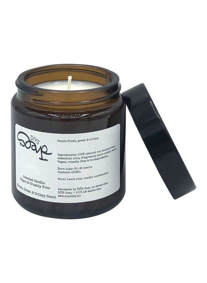 Wild Lavender & Pine Scented Candle