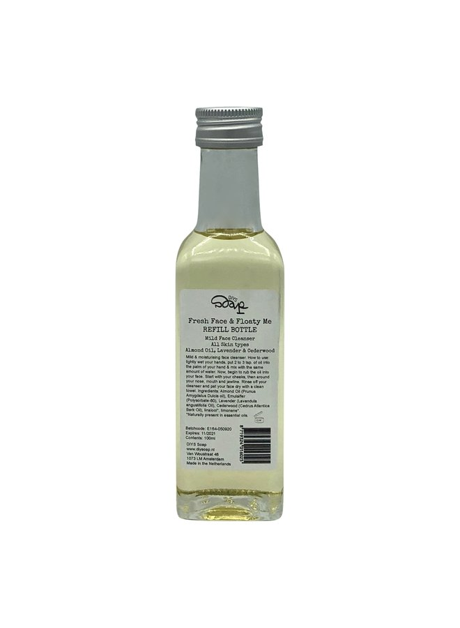Face Wash - Cleansing Oil All Skin Types