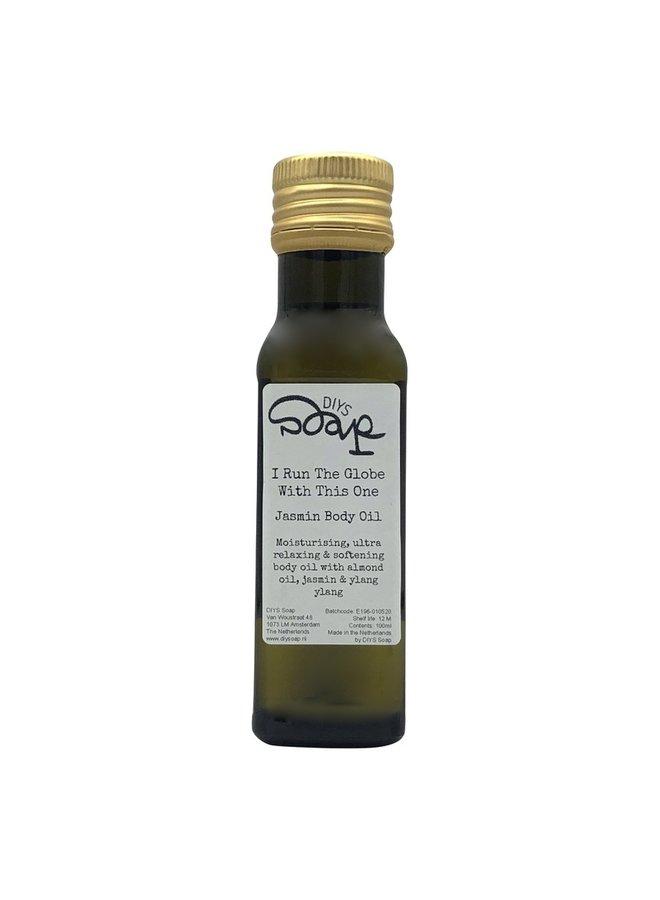 Moisturizing Body Oil Jasmine Ylang Ylang