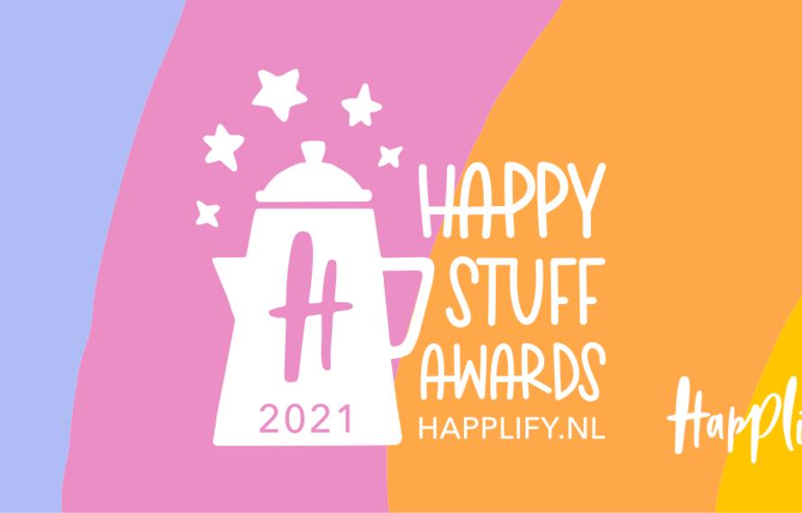 Stem op DIYS Soap voor de Happy Stuff Awards