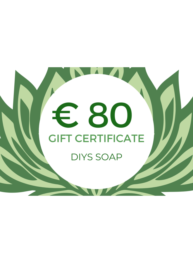 Gift Certificate € 80,00