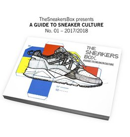 The Sneakers Box A Guide To Sneaker Culture 2017-2018 (Boek)
