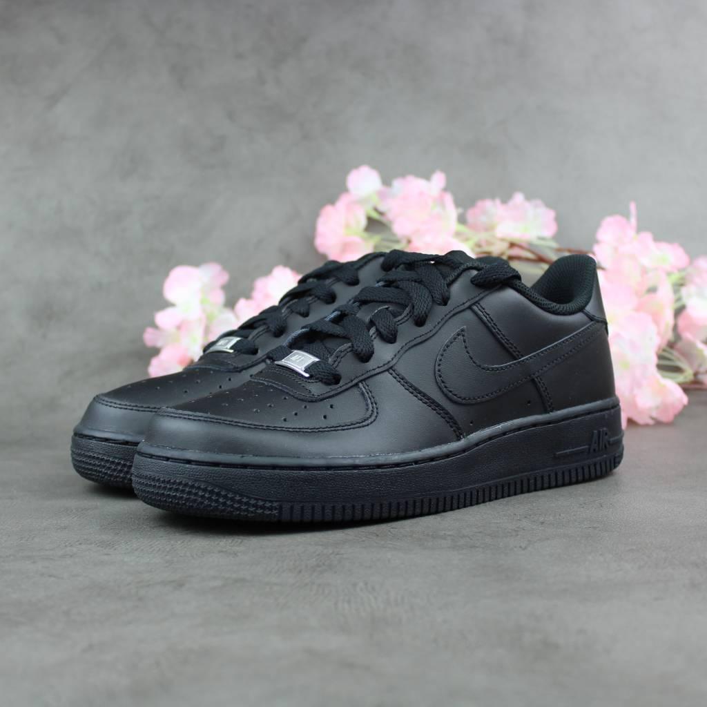 35eb942f6d81f Nike Air Force 1 GS (Black) - Sunika Amsterdam