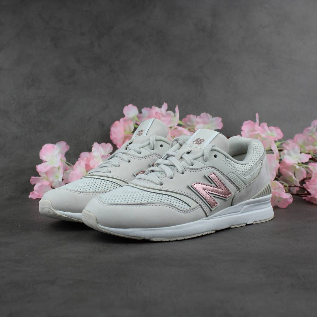 New Balance WL697SHA (Moon Beam)