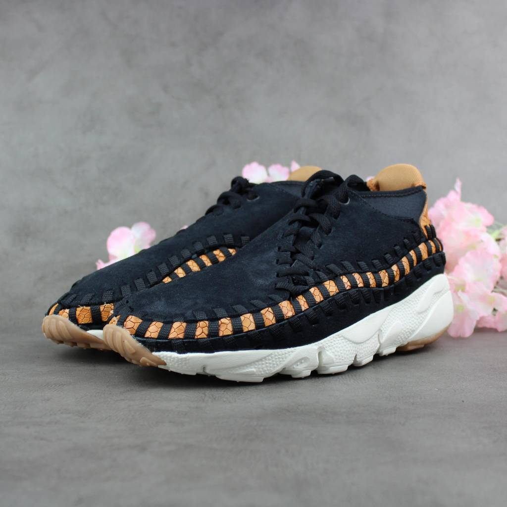 the best attitude ee38d 4540d Nike Air Footscape Woven Chukka Premium 446337-002 - Sunika Amsterdam