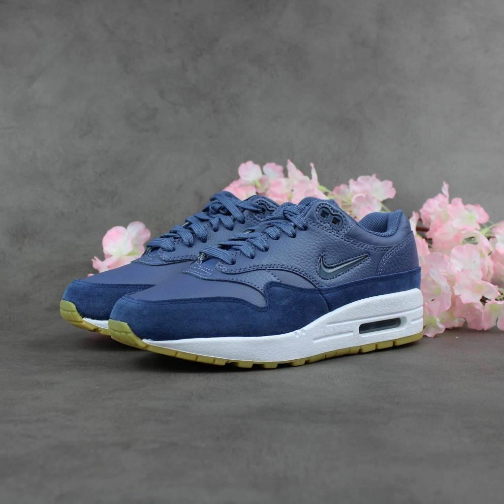 sale retailer 03ab1 4e1ad Nike Air Max 1 Premium SC WMNS (Diffused Blue) AA0512-400 - Sunika Amsterdam