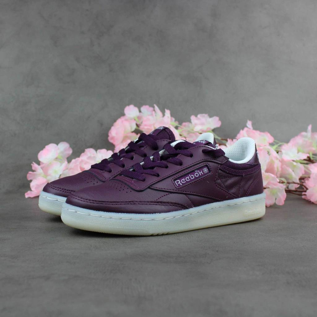 ad0e304b60f24 Reebok Club C 85 On The Court BD4464 (Purple) - Sunika Amsterdam