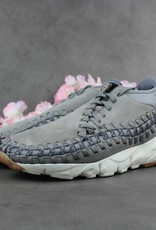 Nike Air Footscape Woven Chukka Premium 446337-003 (Flat Pewter)