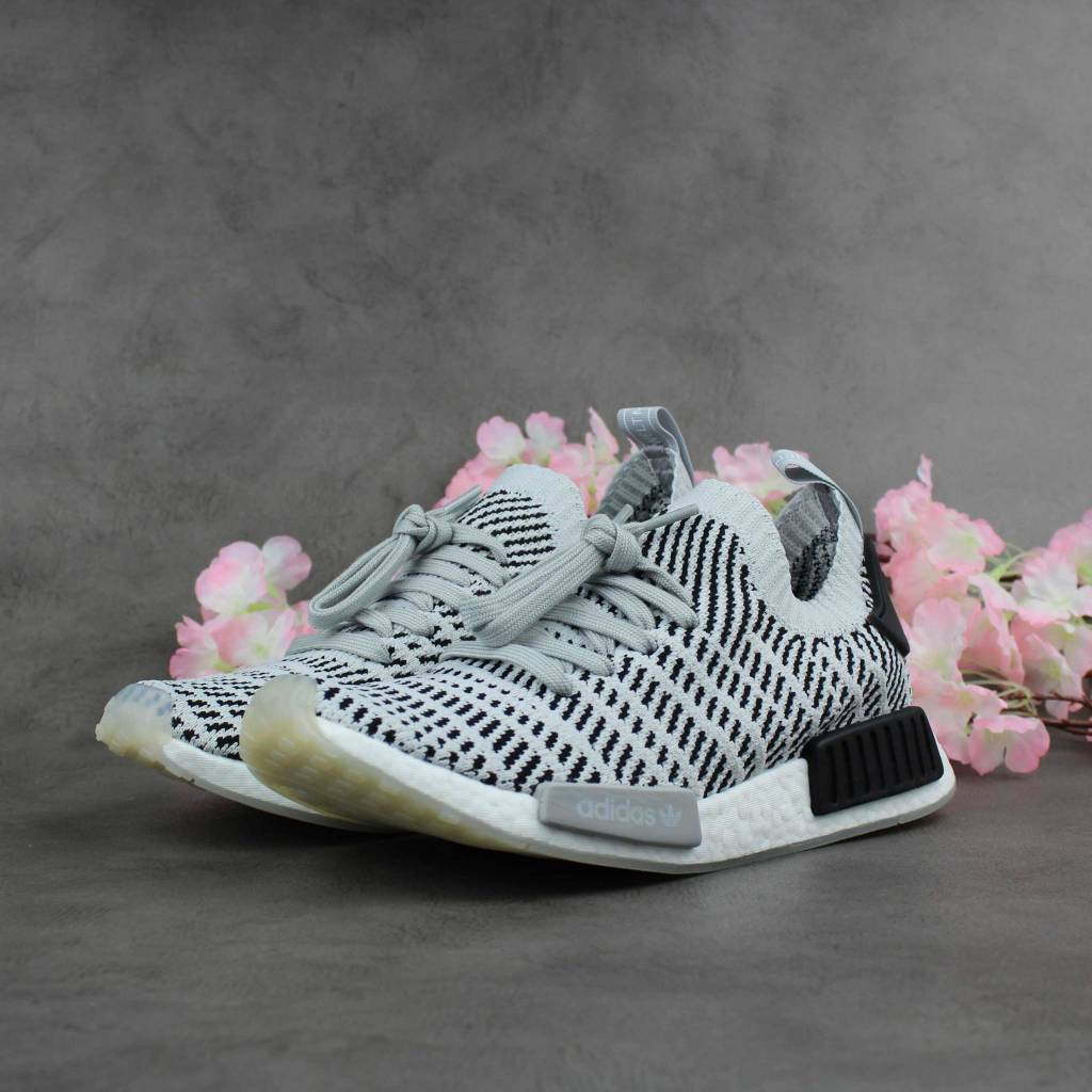 Adidas NMD_R1 STLT PK 'Stealth Pack' (Light Grey) CQ2387