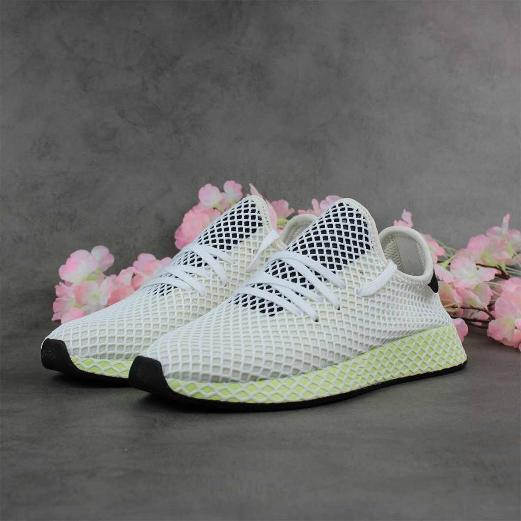 Adidas Deerupt Runner CQ2629 (Chalk White)
