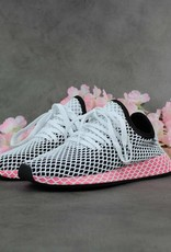 Adidas Deerupt Runner W (White/Black) CQ2909