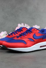 Nike Air Max 1 'Satin Upper' (Red/Blue) AO1021-600