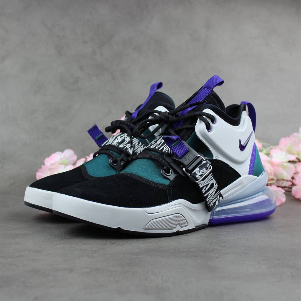 fc32d894a2e Nike Air Force 270 (Black Court) - Sunika Amsterdam