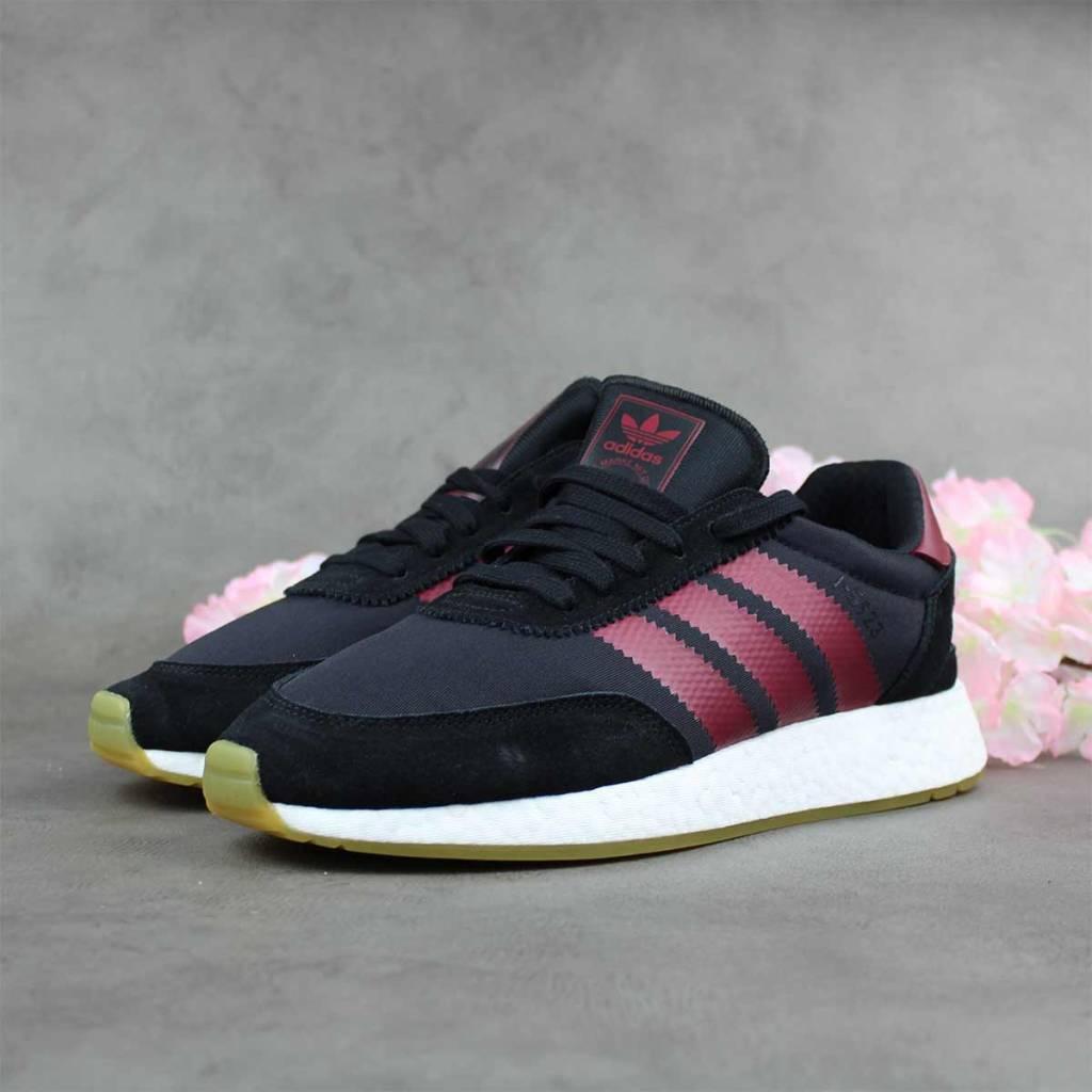 size 40 1ff45 7ec7e Adidas I-5923 (Black Burgundy) B37946 - Sunika Amsterdam