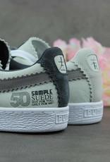 Puma Suede Classic x Michael Lau (White) 366313-01