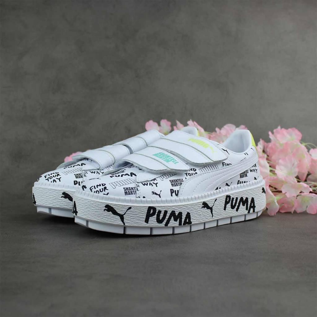 Puma Platform Trace Strap x Shantell Martin 366533-01