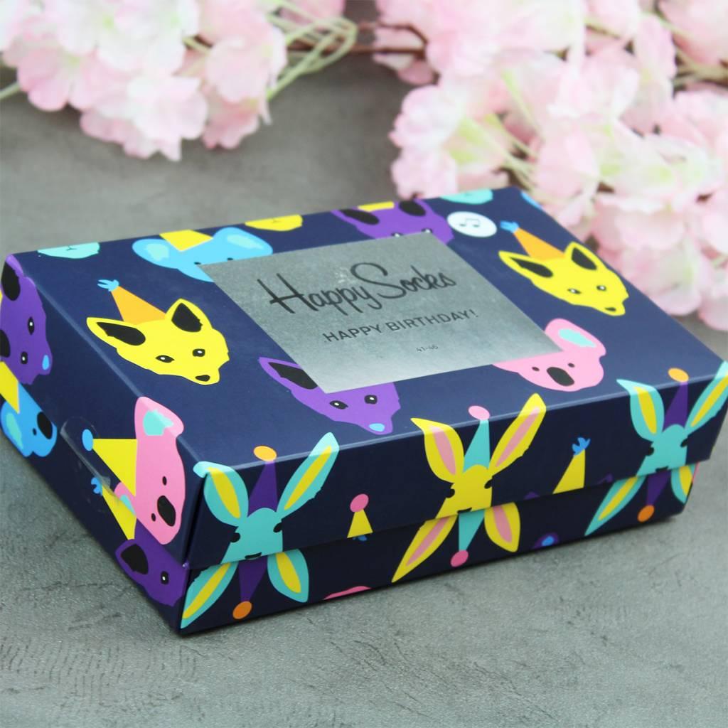 Party Animal Singing Birthday Gift Box (Maat 41-46)
